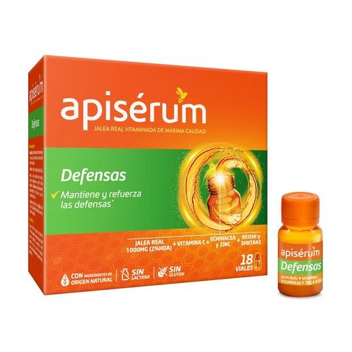 Apiserum Defensas