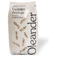 Espirales andinos de arroz y quinoa real