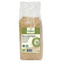 Whole round Camargue rice