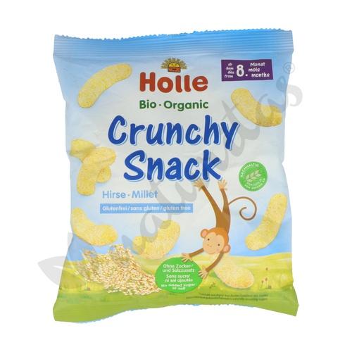 Snacks Crujientes de Mijo Bio 25 gr de Holle