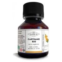 Organiczny olej roślinny z krokosza barwierskiego
