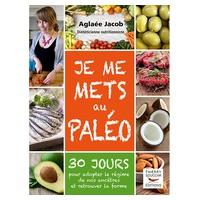 "Libro de Recetas ""Je me mets au paléo"" de Aglaée Jacob"