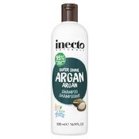 Szampon nawilżający z olejem arganowym