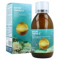 Natur Omega 3 flüssig Erwachsene