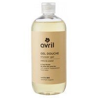 Gel de ducha crema caramelo - orgánico certificado