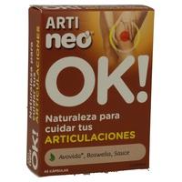 Arti neo  45 cápsulas de Neo Vital Health