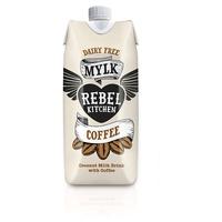Bebida de Coco con Café