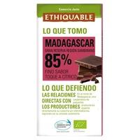 Chocolate Extra Negro 85% Bio