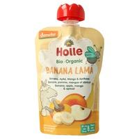 Smoothie de Plátano, Manzana, Mango y Albaricoque