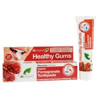 Organic Pomegranate Toothpaste