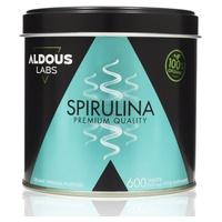 Premium Organic Spirulina