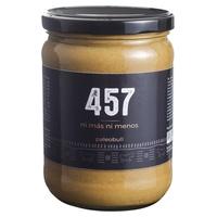 457 Crema de Cacahuete 100% Natural