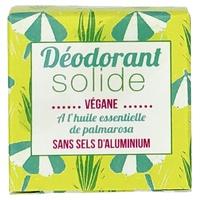 Desodorante sólido con aceite esencial Palmarosa