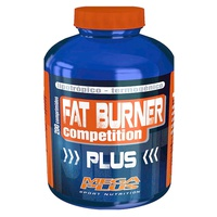 Fat Burner Plus Competition 200 comprimidos de 1,8 gr de Mega Plus