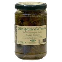 Olives épicées toscanes