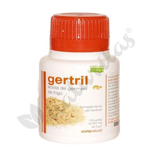 Aceite de Germen Trigo Gertril