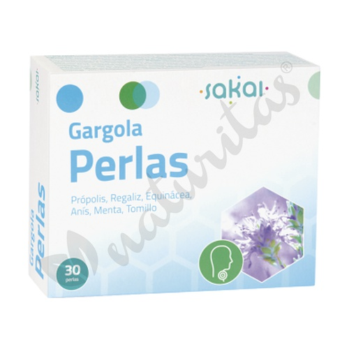 Gargola Perlas