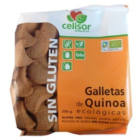 Galletas de quinoa ecológicas Celisor