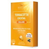 Terracotta solar cocktail