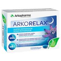 Arkorelax Dream Repair z roślinami i melatoniną