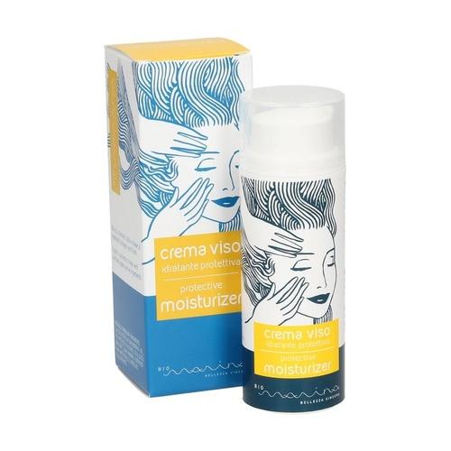 Crema facial hidratante protectora