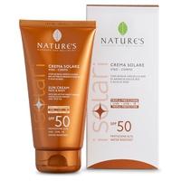 Face and body sun cream SPF50