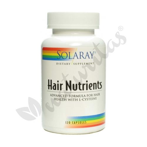 Hair Nutrients 120 cápsulas de Solaray - Kal