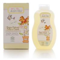 Gel de bain et shampooing délicat pour bébé (avec protéines de riz éco)