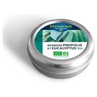 Bio propolis i cukierki eukaliptusowe