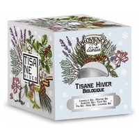 Organic Winter cube herbal tea