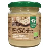 Crema bianca 100% mandorle italiane