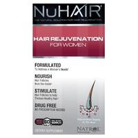 Rejuvenecimiento del cabello NuHair para mujeres