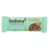 Barre aux fruits secs bio Coco Caramella