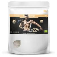 Protéine végétale biologique 77% vanille