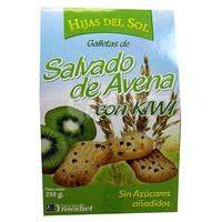 Galletas Salvado de Avena con Kiwi