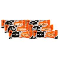Pack Barrita Proteína Naranja y Chocolate Paleo