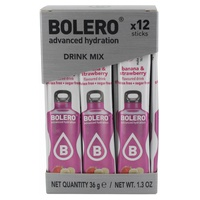 Bolero Sticks Banana & Strawberry