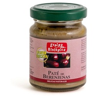 Paté de Berenjenas Bio