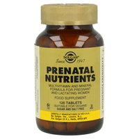 Nutrientes Prenatales