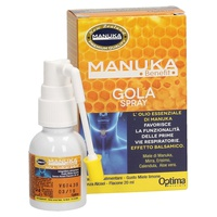 Manuka Benefit Spray Garganta