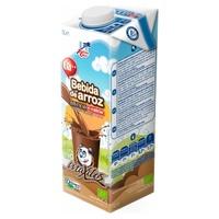 Bebida de Arroz con cacao y calcio