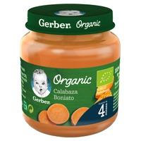 BIO Pumpkin and Sweet Potato Jar 4m +