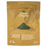 Espirulina En Polvo Organic
