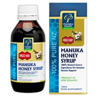 Jarabe MGO®400+ Manuka Honey Adultos