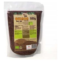 Grain de quinoa rouge