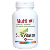 Multi 1 Vitaminas y Minerales