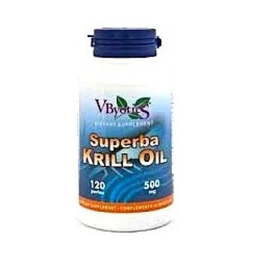 Aceite de Krill (Superba)