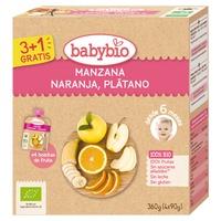 Bolsita Manzana Naranja Plátano Bio