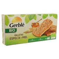 Galleta Espelta y Miel