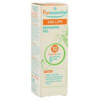 SOS Labial Gel reparador con 10 Aceites Esenciales